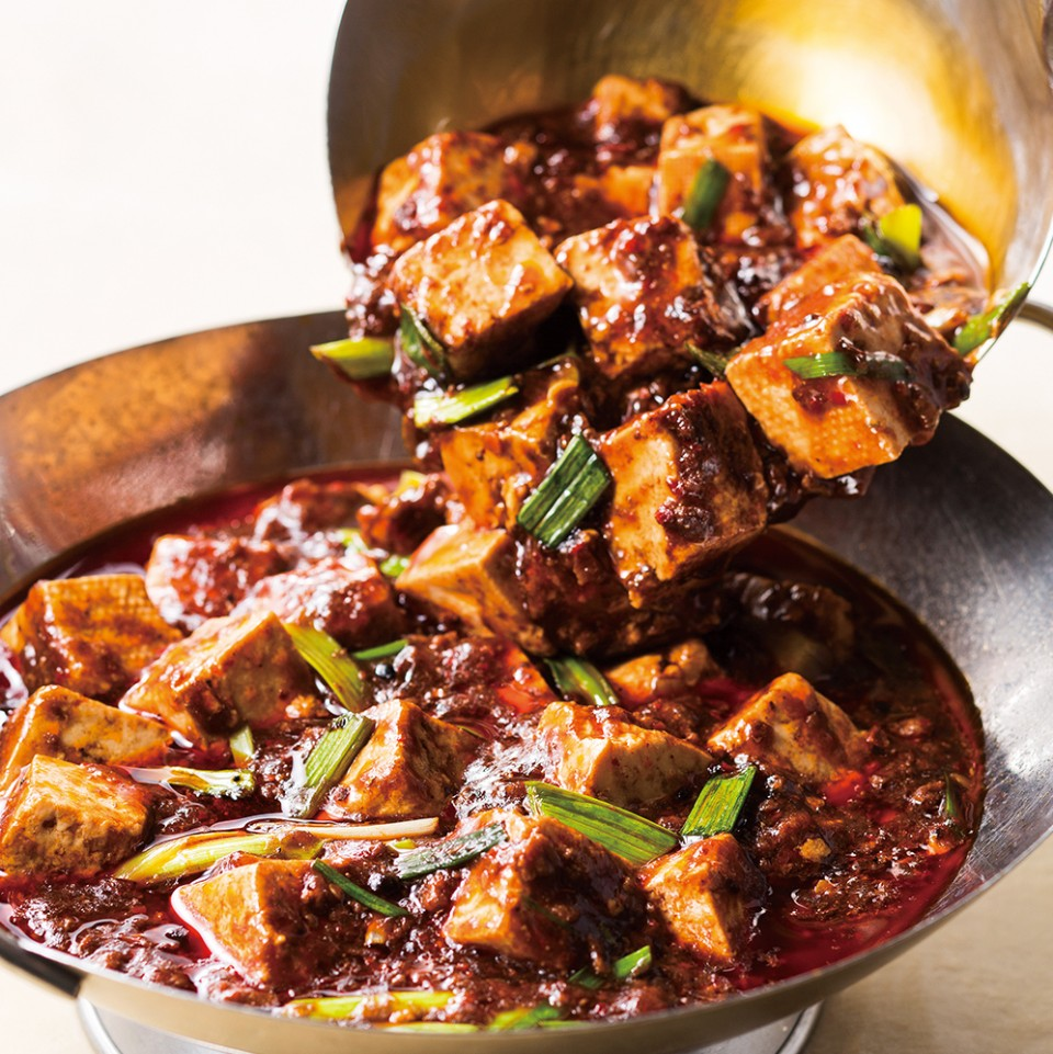 重慶式麻婆豆腐[辛口]
